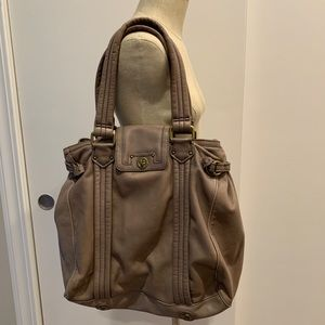 Large Leather Bag